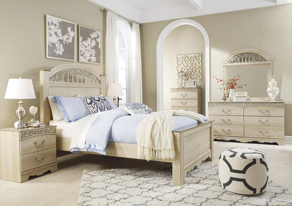 Catalina Signature Design 5-Piece Bedroom Set