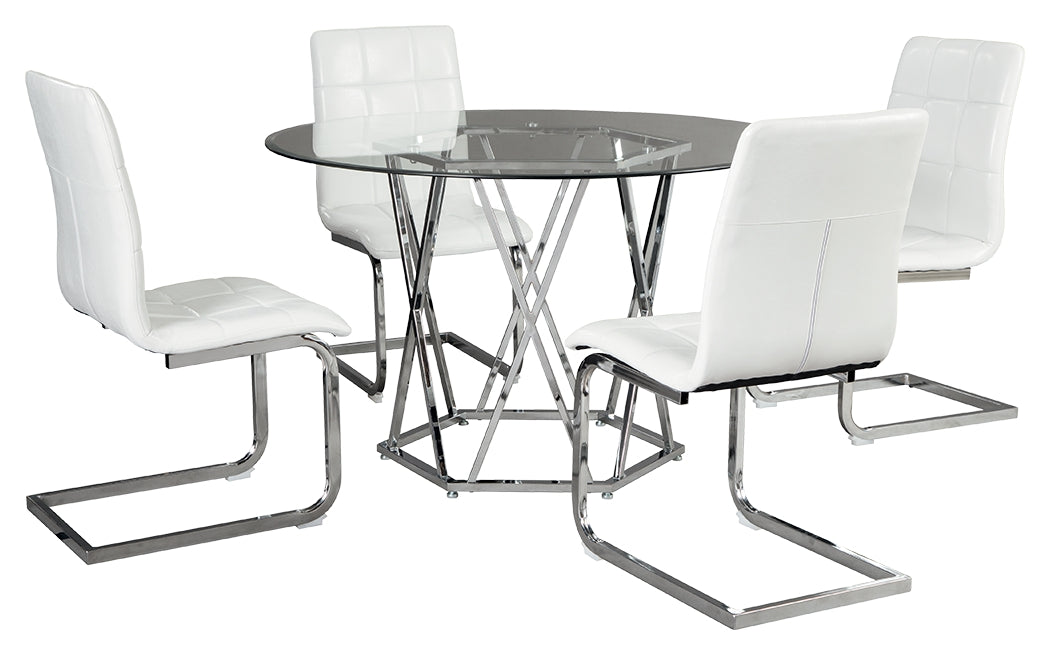 Madanere Signature Design 5-Piece Dining Room Package