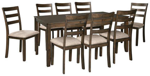 Drewing Benchcraft 9-Piece Dining Room Package