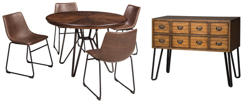 Centiar Signature Design 6-Piece Dining Room Package