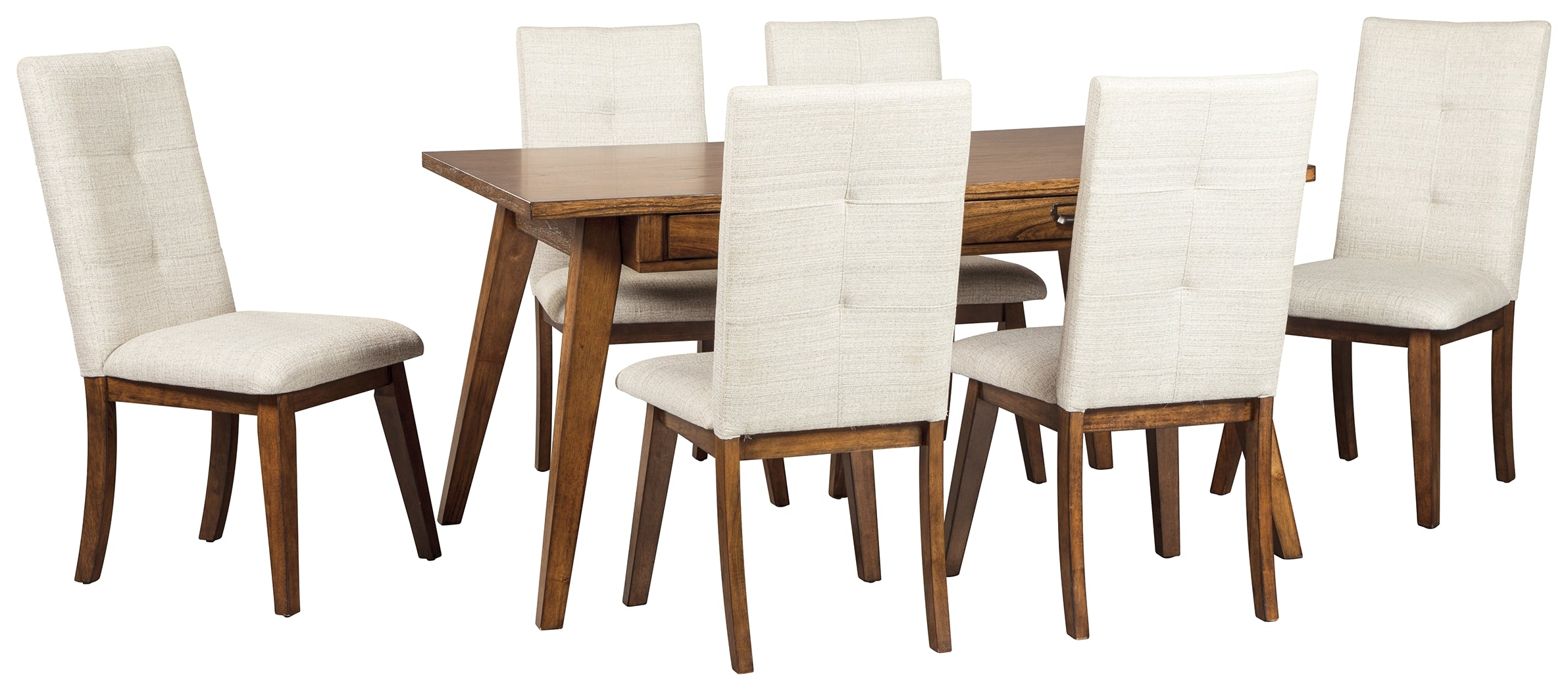Centiar Signature Design 7-Piece Dining Room Package