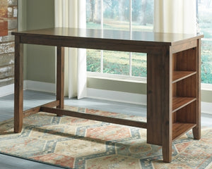 Chaleny Benchcraft Counter Height Table
