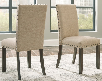 Rokane Signature Design by Ashley Dining Chair Set of 2