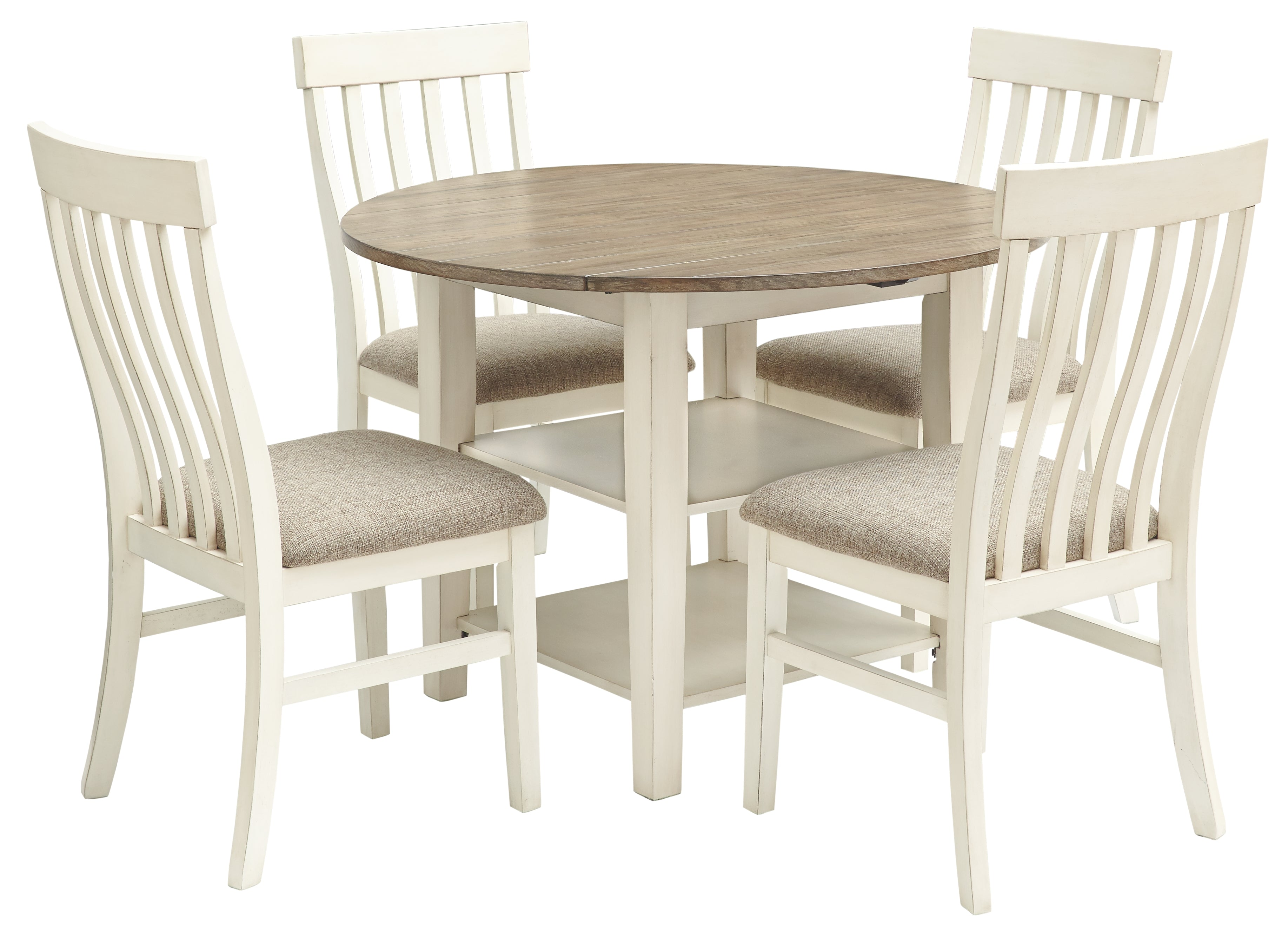 Bardilyn Benchcraft 5-Piece Dining Room Package