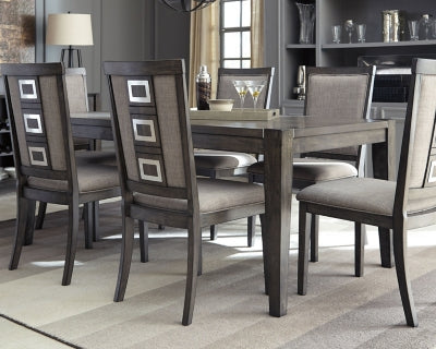 Chadoni Signature Design by Ashley Dining Table