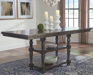 Audberry Signature Design by Ashley Counter Height Table