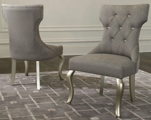 Coralayne Signature Design by Ashley Dining Chair Set of 2