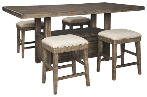 Wyndahl Signature Design 5-Piece Dining Room Package