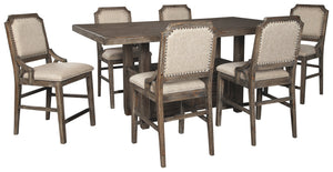 Wyndahl Signature Design 7-Piece Dining Room Package