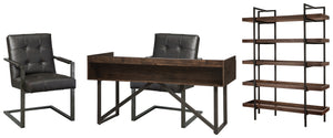 Starmore Signature Design 4-Piece Home Office Package
