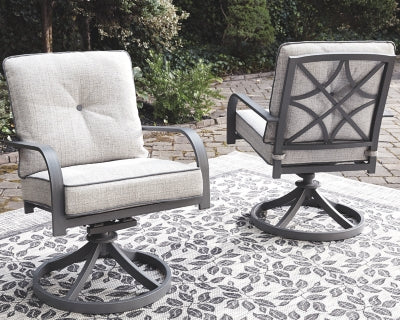 Donnalee Bay Signature Design by Ashley Chair Set of 2