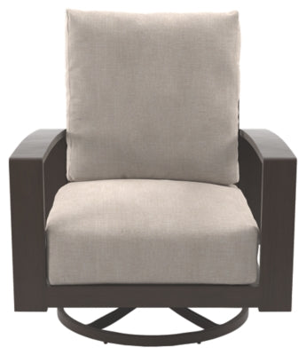Cordova Reef Signature Design by Ashley Swivel Lounge Chair Set of 2