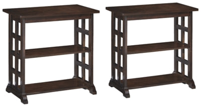Braunsen 2-Piece End Table Set