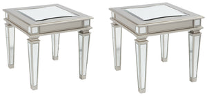 Tessani Signature Design 2-Piece End Table Package