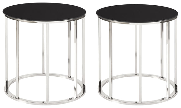 Clenco Signature Design 2-Piece End Table Package