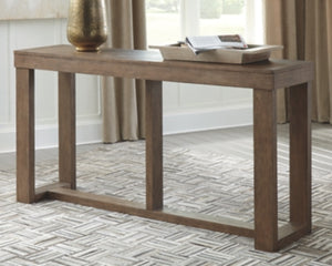 Cariton Signature Design by Ashley Sofa Table