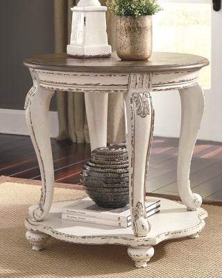 Realyn Signature Design by Ashley End Table
