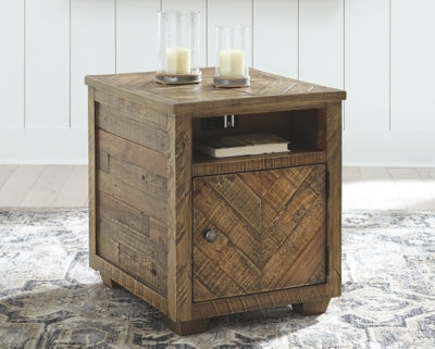 Grindleburg Signature Design by Ashley End Table