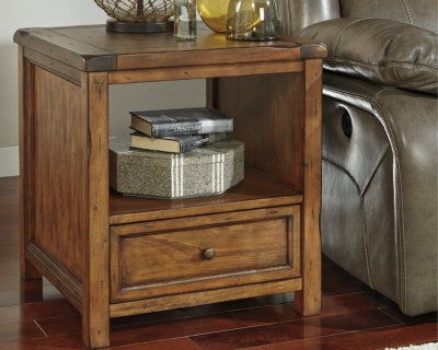 Tamonie Signature Design by Ashley End Table