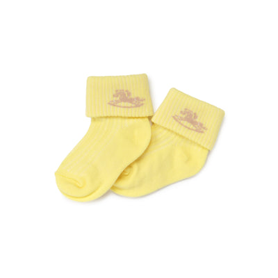 Poney Girls Comfortable Socks