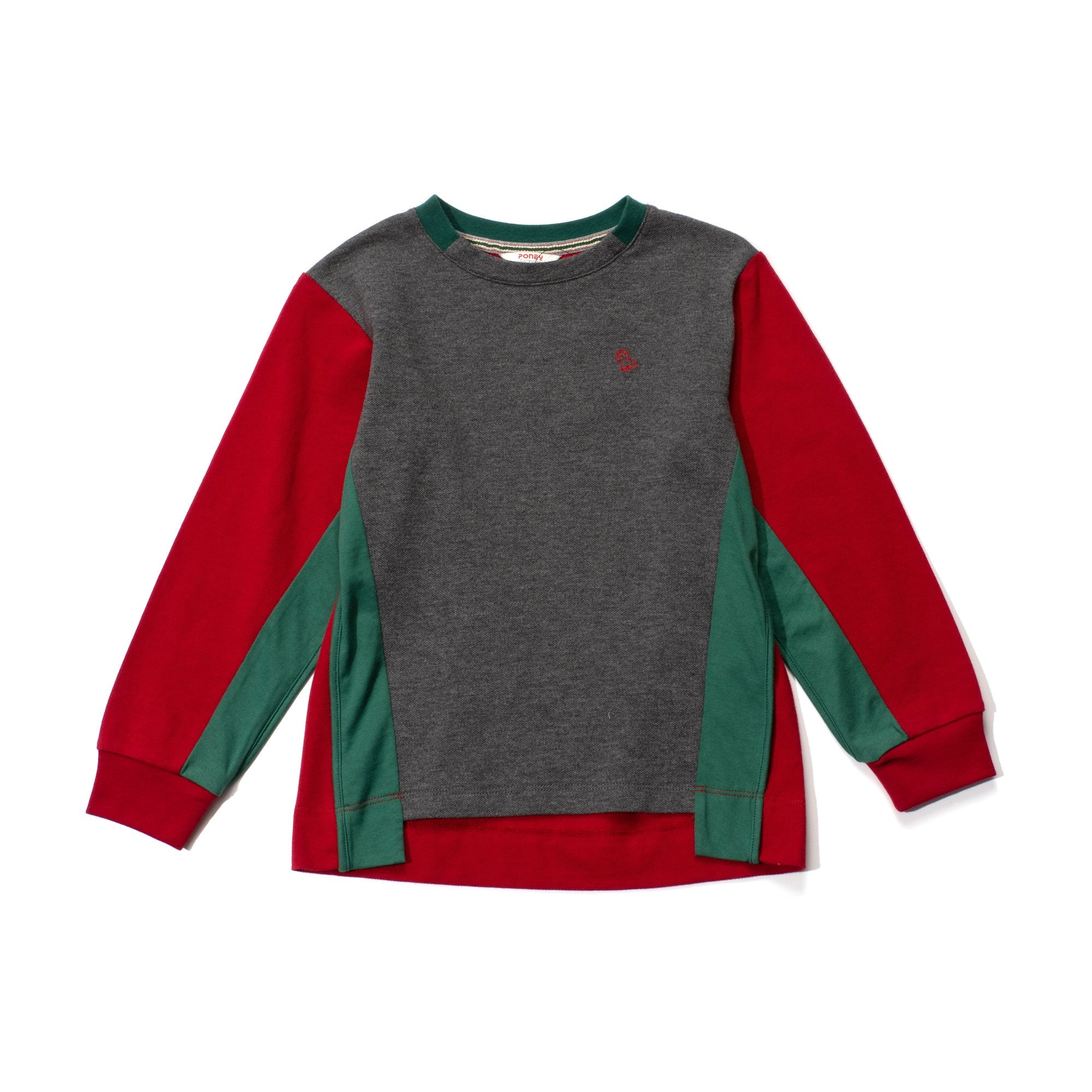 [Raya]Poney Boys Long Sleeve Sweater 1909