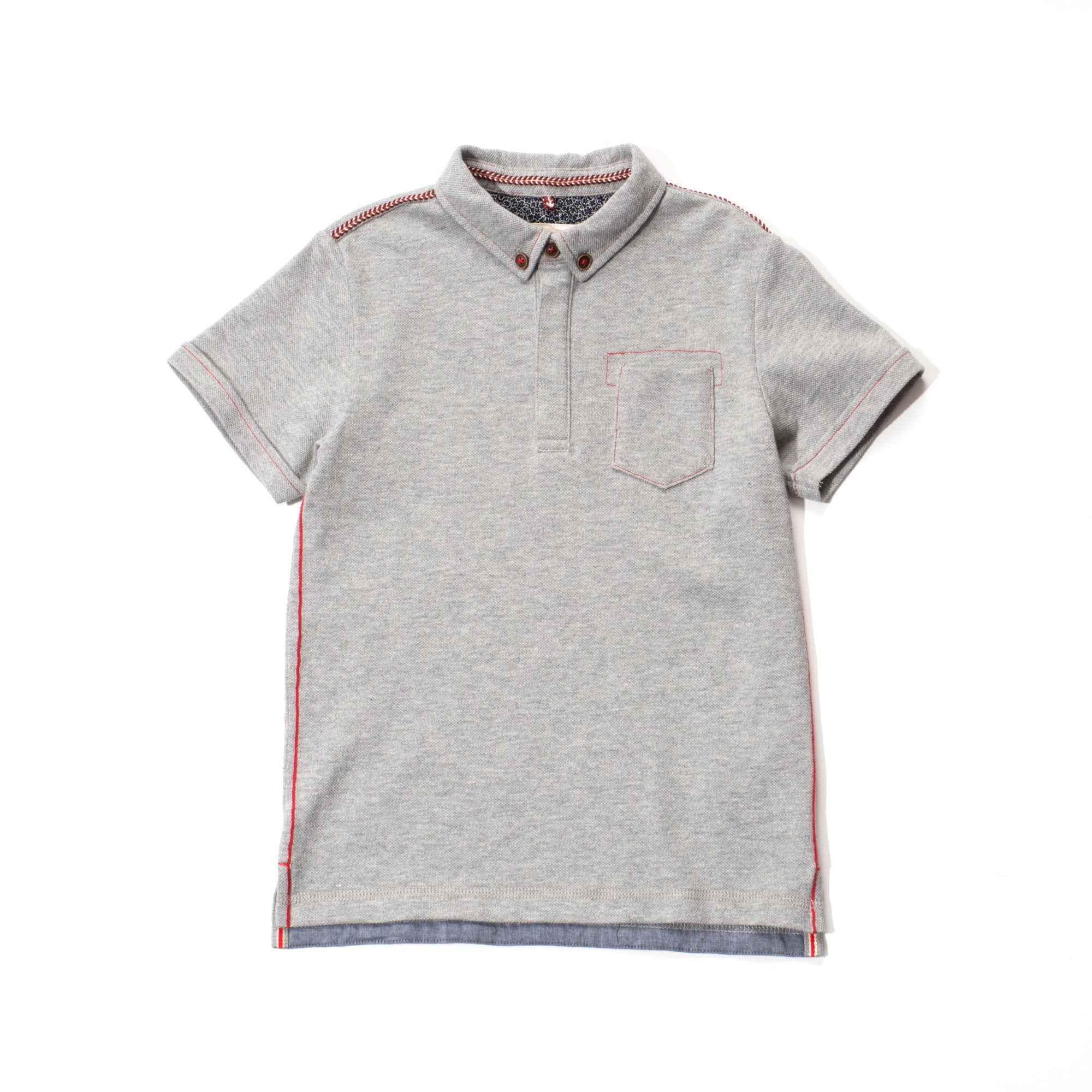 Poney Boys ShortSleeve Polo 1910