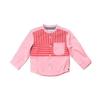 Poney Boys Long Sleeve Shirt 1915