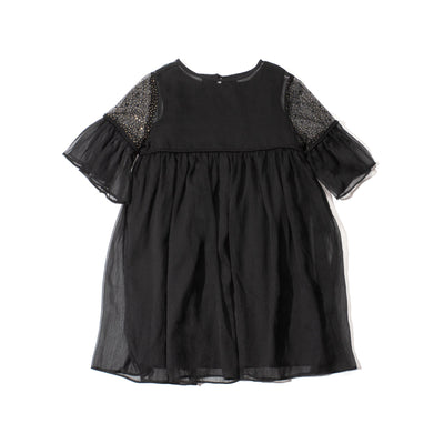 Poney Girls Three Quarter Sleeve Dress 2015