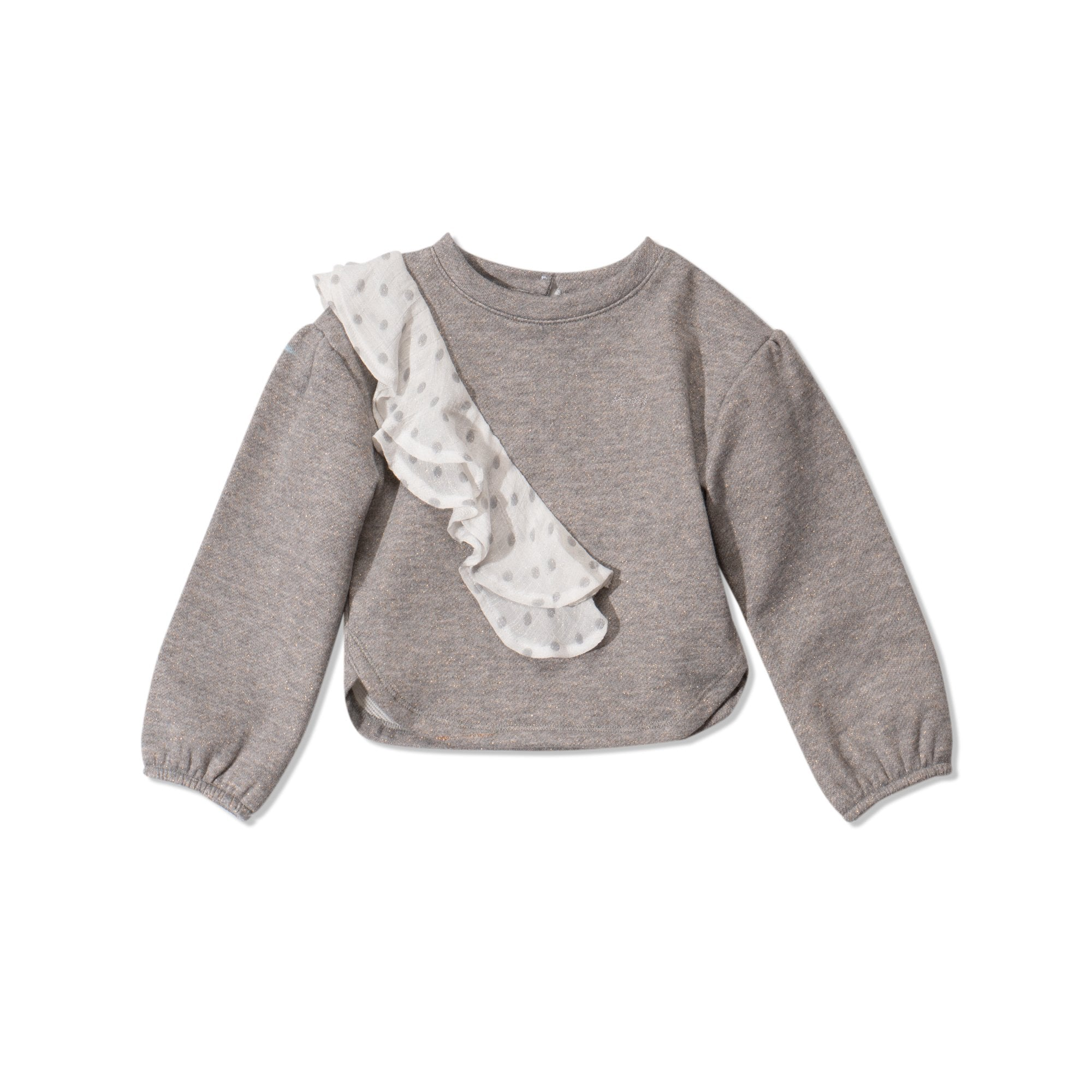 [Raya]Poney Girls Long Sleeve Sweatshirt 2025