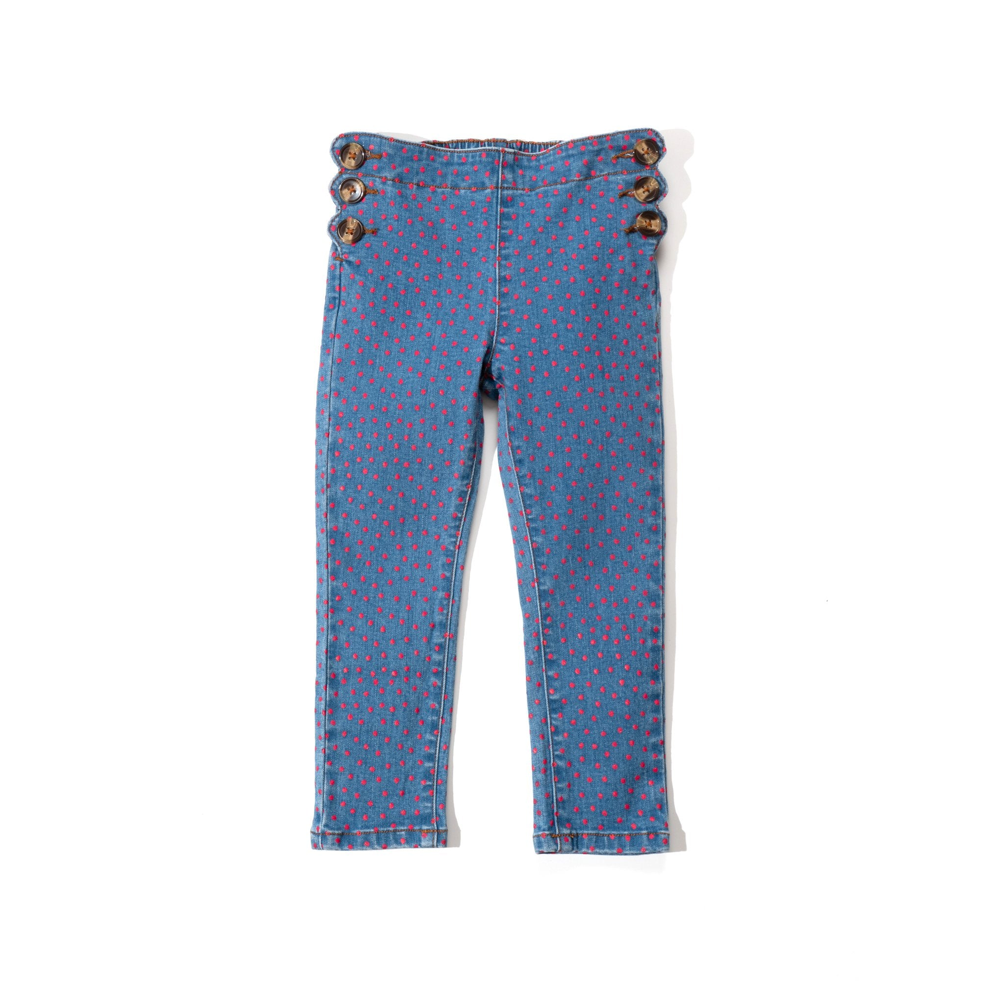 Poney Girls Jeans 2027