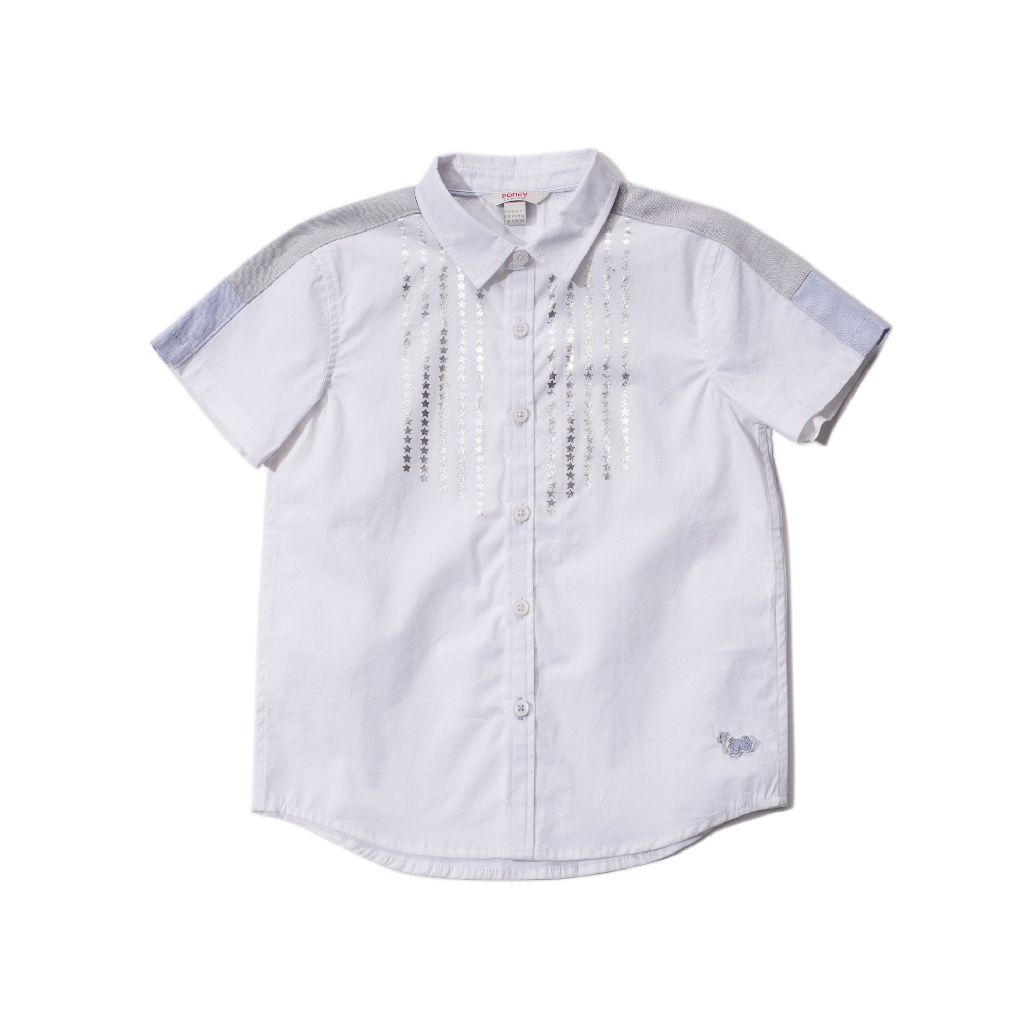 Poney Boys ShortSleeve Shirt 2048
