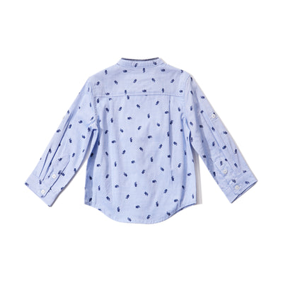 Poney Boys Long Sleeve Shirt 2051