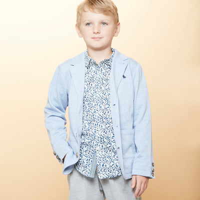 Poney Boys Long Sleeve Jacket 2064