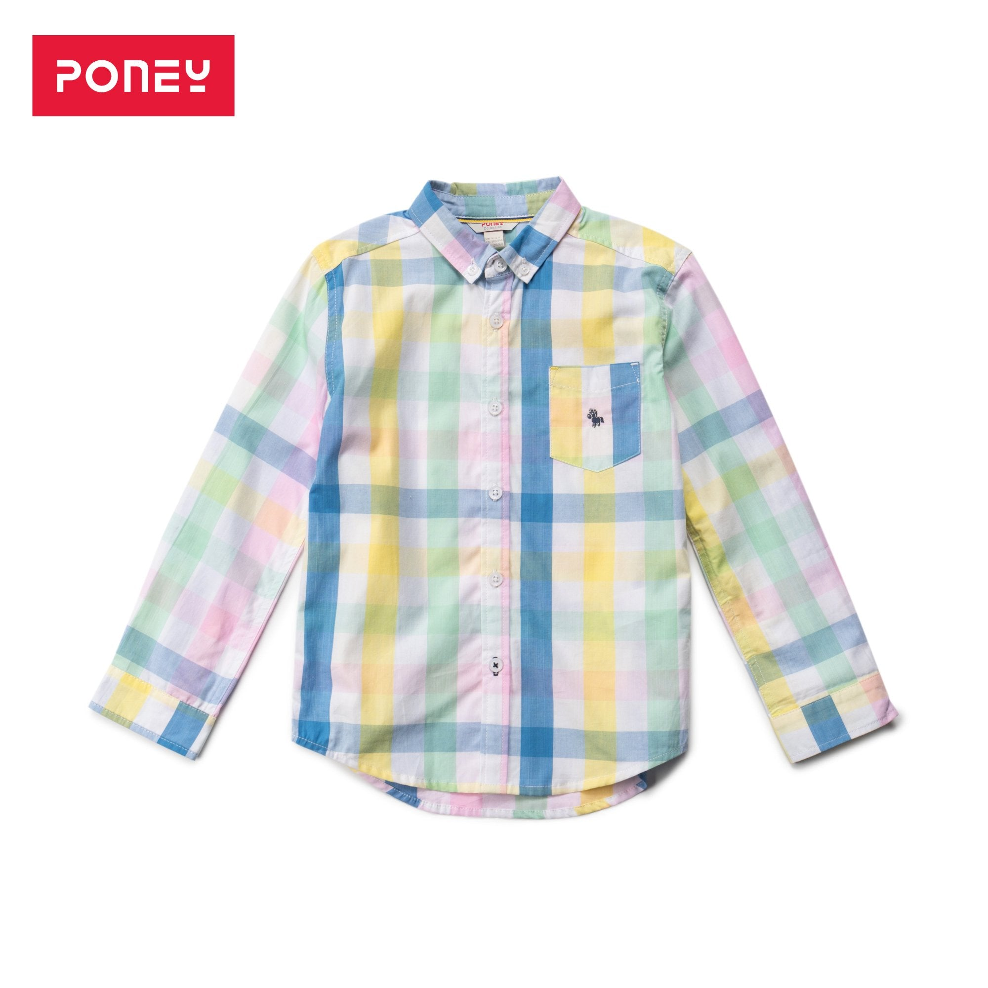 Poney Boys Long Sleeve Shirt 2066