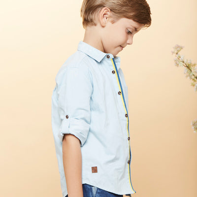 Poney Boys Long Sleeve Shirt 2067