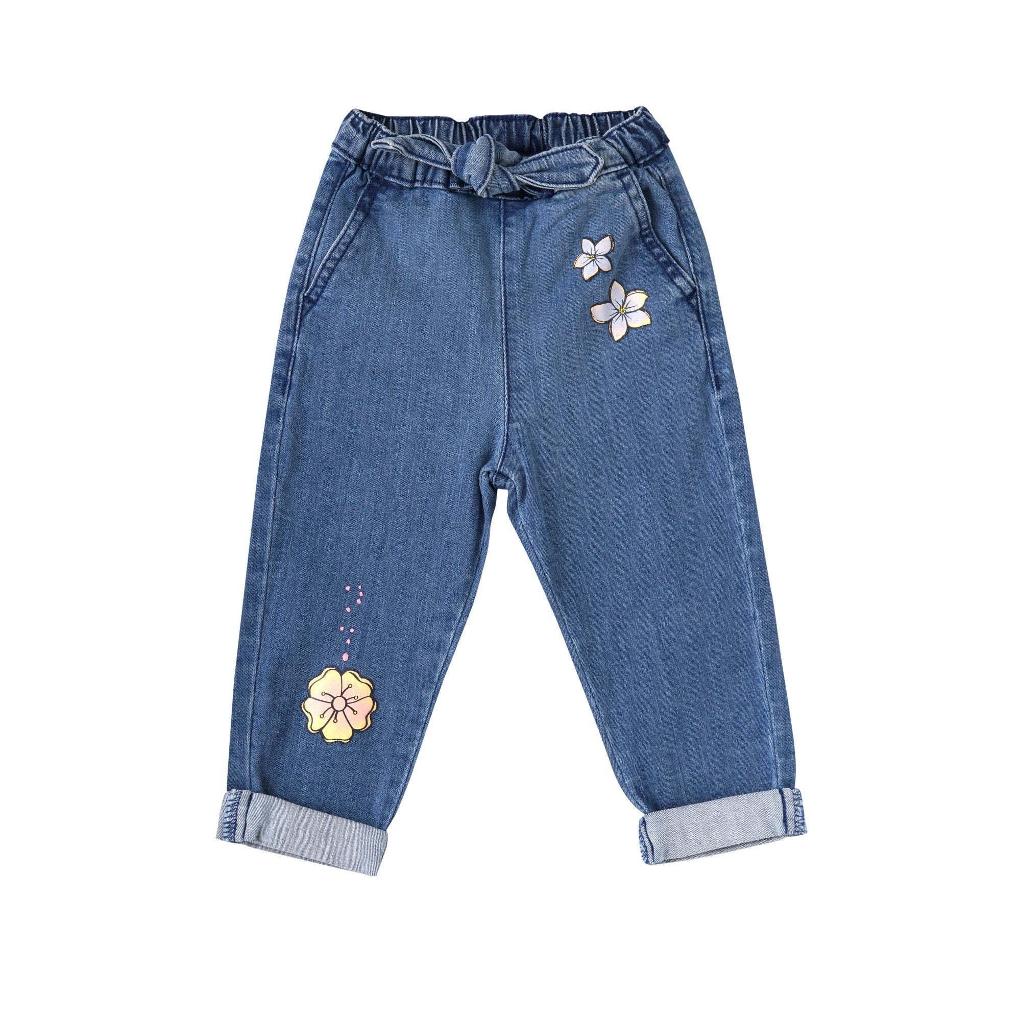 Poney Girls Jeans 7827 (6mths-12yrs)
