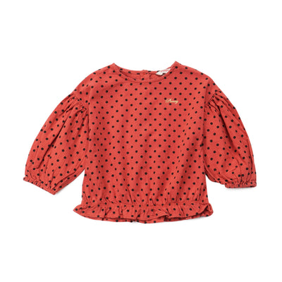 Poney Girls Three Quarter Sleeve Blouse 7954 (6mths-12yrs)