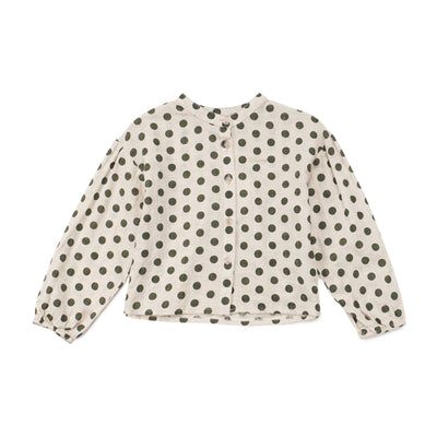 Poney Girls Long Sleeve Blouse 7956 (6mths-12yrs)