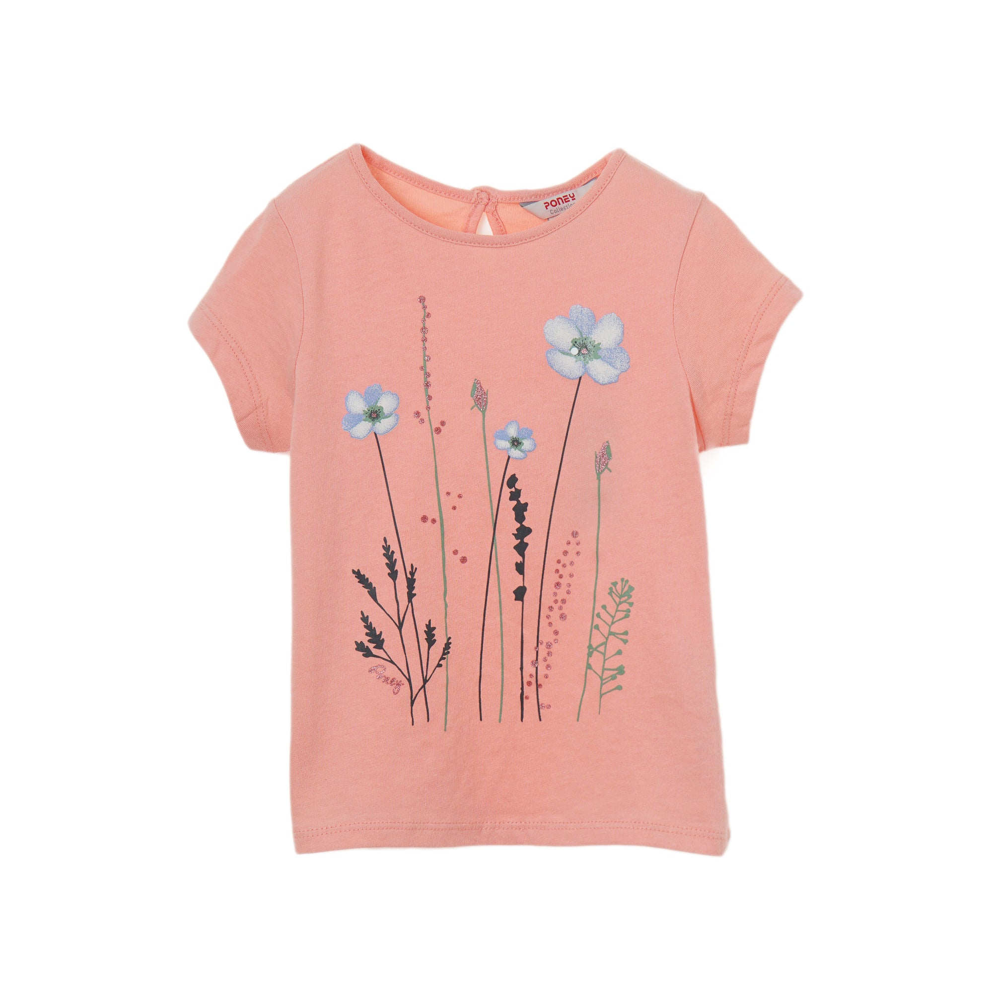 Poney Girls ShortSleeve Tee 7993 (6mths-12yrs)