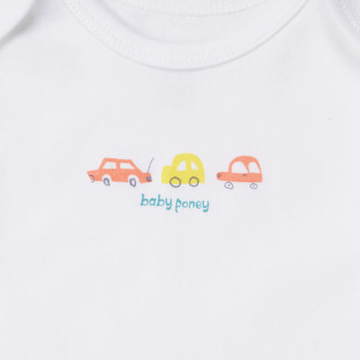 Poney Essential Boys 3-Pack Short Sleeve Top 80002