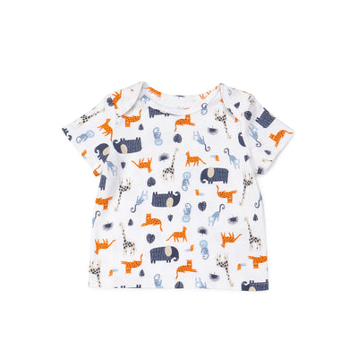 Poney Essential Boys 3-Pack Short Sleeve Top 80004