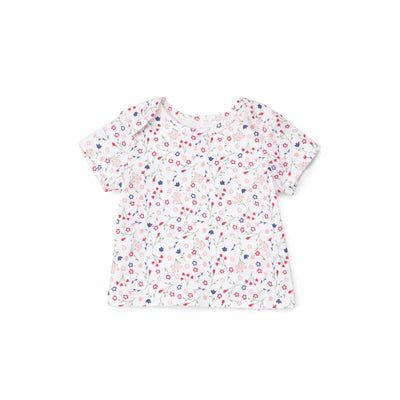 Poney Essential Girls 3-Pack Short Sleeve Top 80035