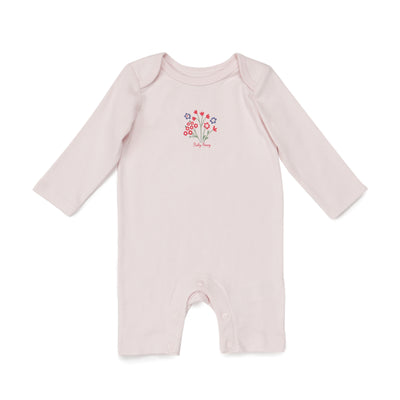 Poney Essential Girls 2-Pack Sleepsuits 80050