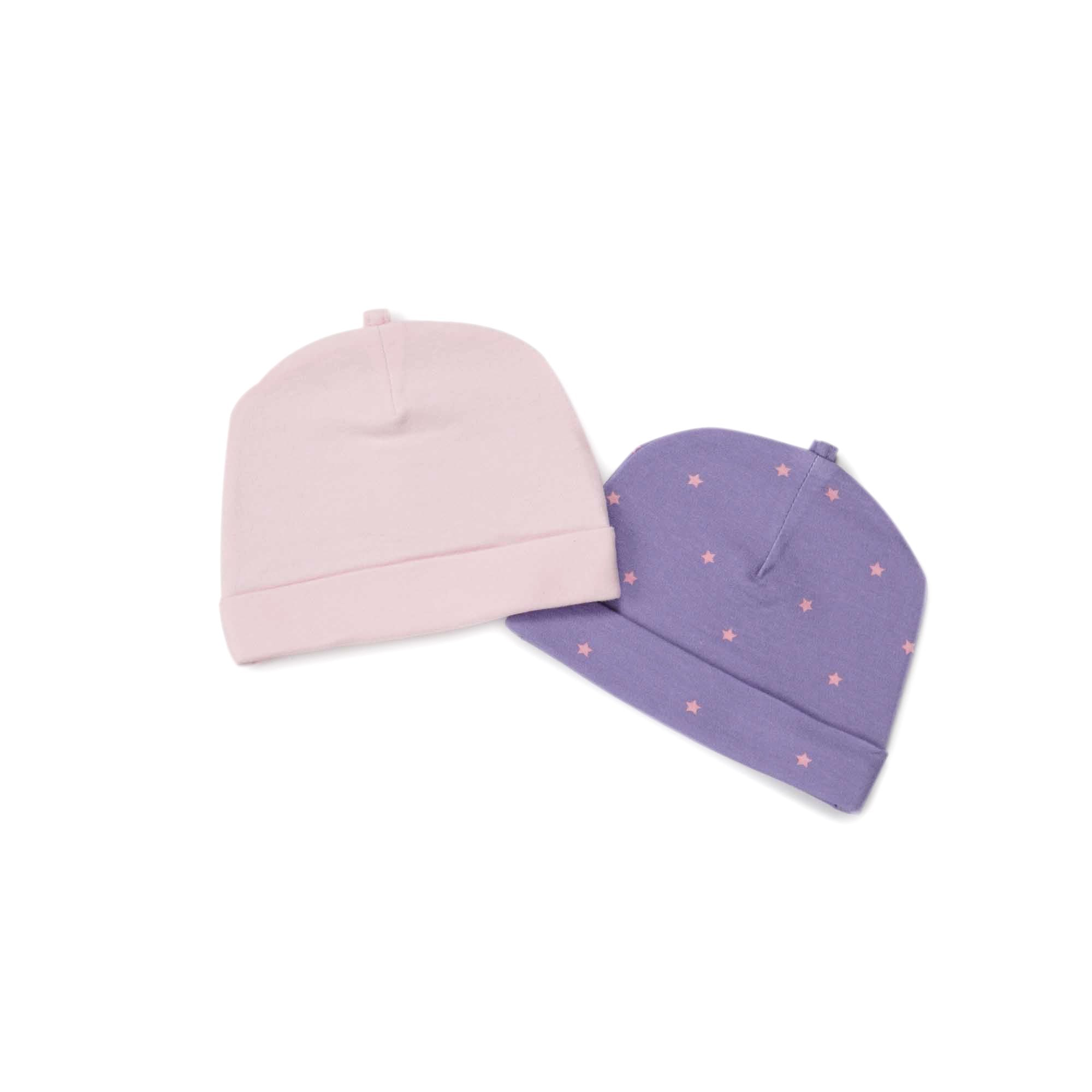 Poney Essential Girls 2-Pack Hats 80056