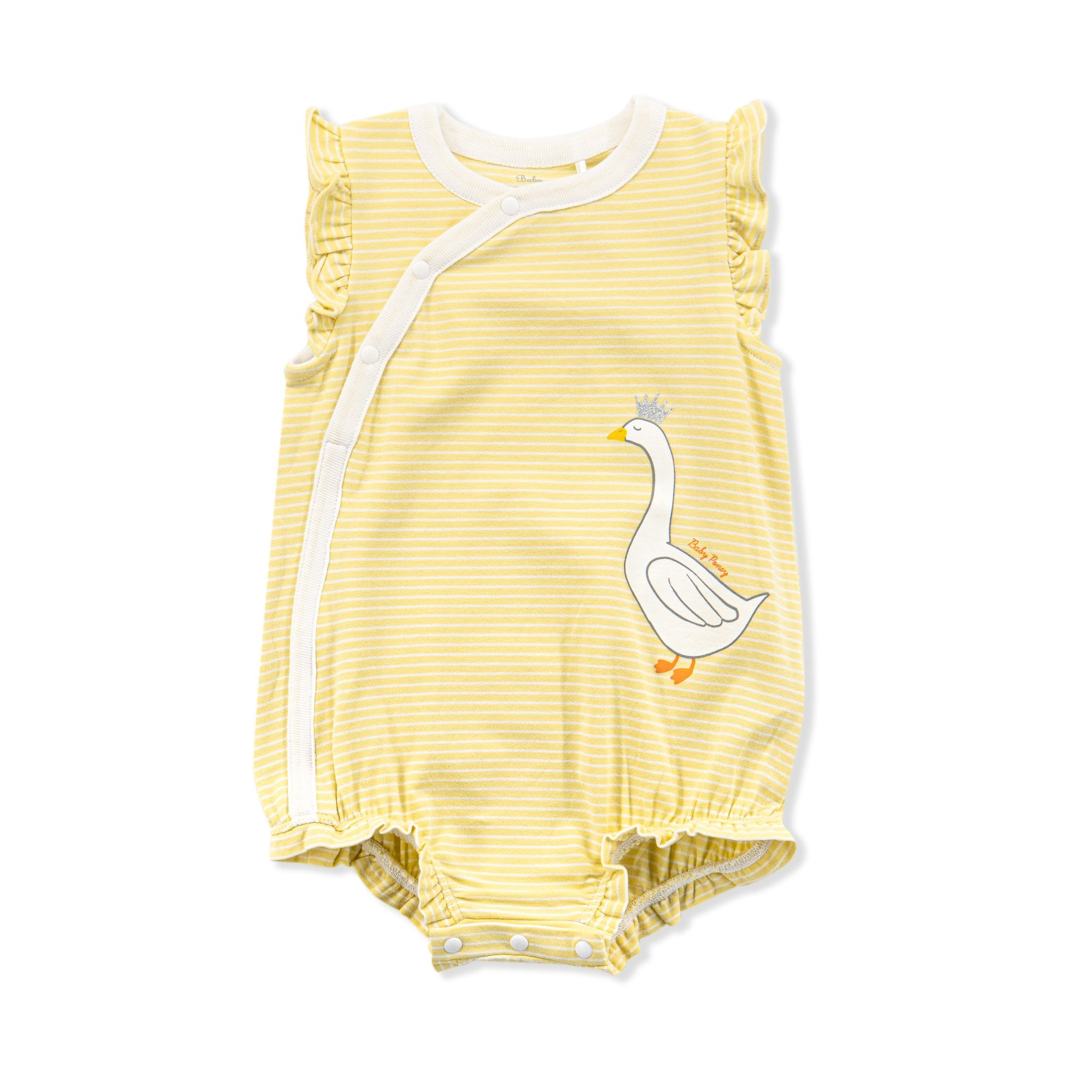 Poney Essential Girls Bodysuit 80172