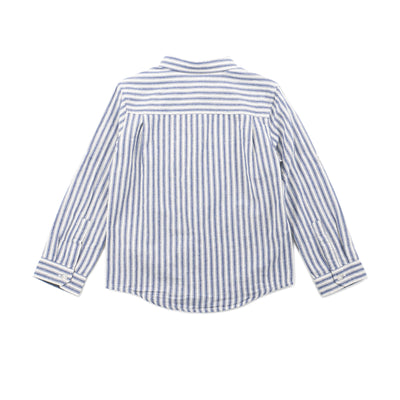 Poney Boys Long Sleeve Shirt 8045 (6mths-12yrs)