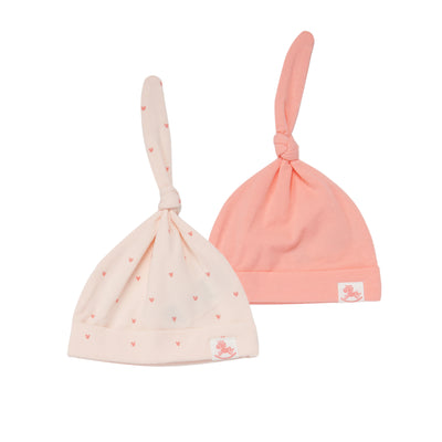 Poney Essential Girls 2-Pack Hats 80482