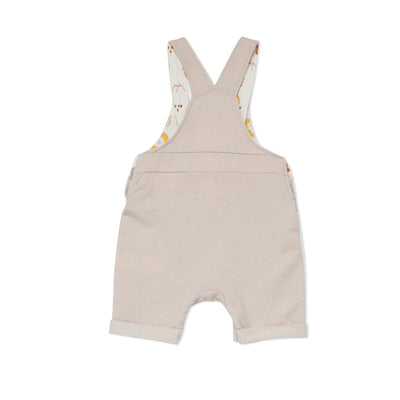 Poney Essential Boys Short Dungaree 80485