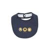 Poney Essential Boys 2-Pack Bibs 80492