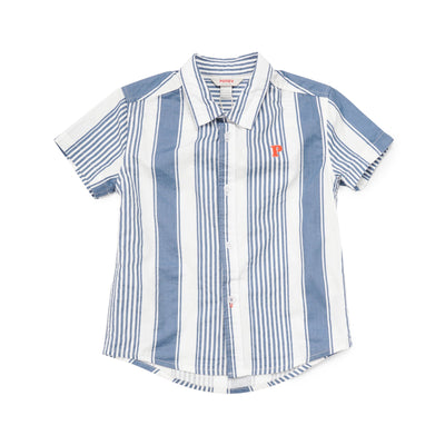Poney Boys ShortSleeve Shirt 8052 (6mths-12yrs)